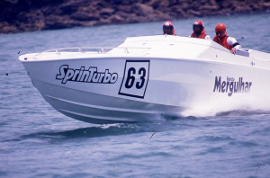 CPB - 1989 41 Apache 3 Pack Race Boat RARE! - Image 11