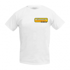 Chief Powerboats - Chief Powerboats PSI Blower Race Team Short Sleeve Graphic T-Shirt - Image 2