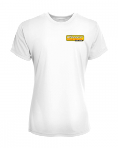 Chief Powerboats - Chief Powerboats Ladies PSI Blower Race Team Short Sleeve Graphic T-Shirt - Image 2