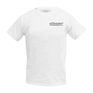 Chief Powerboats 21 Scout Short Sleeve Performance Graphic T-Shirt - Image 2