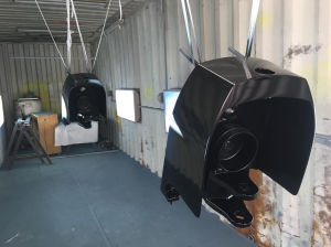 CPB - Mercury Racing SSM #6 Dry Sump Drives NEW + Gimbals - Image 6