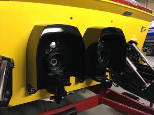 CPB - Mercury Racing SSM #6 Dry Sump Drives NEW + Gimbals - Image 3