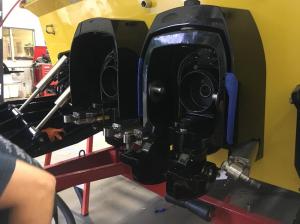 CPB - Mercury Racing SSM #6 Dry Sump Drives NEW + Gimbals - Image 5