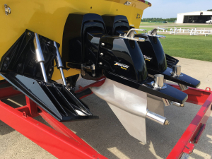 CPB - Mercury Racing SSM #6 Dry Sump Drives NEW + Gimbals - Image 2